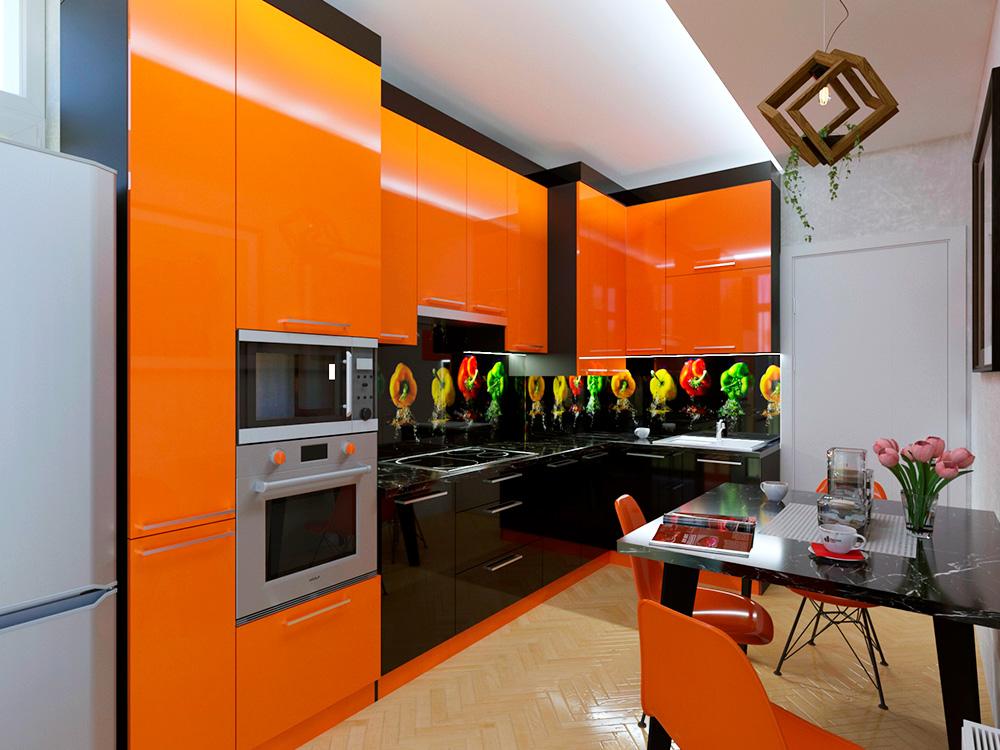 Кухня Оrange
