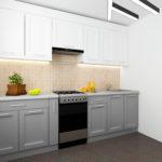 Кухня Gray
