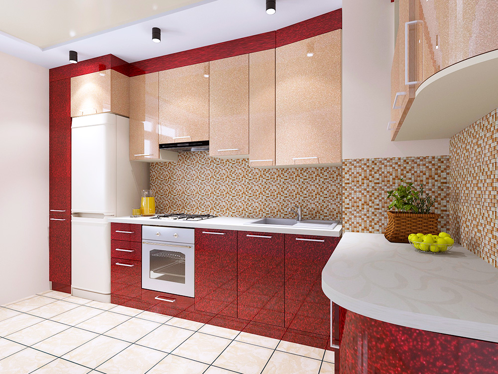 Кухня Red