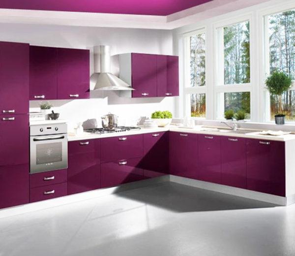 Кухня Pink