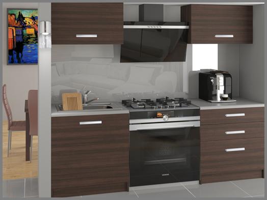 Кухня Brown