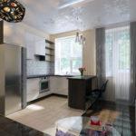 Кухня Minimal